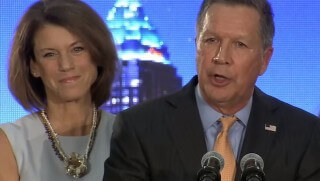 kasich and wife