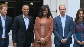 obama, william and kate