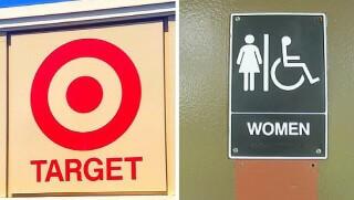 target restroom