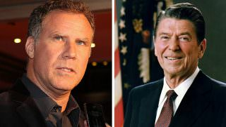 will ferrell and ronald reagan