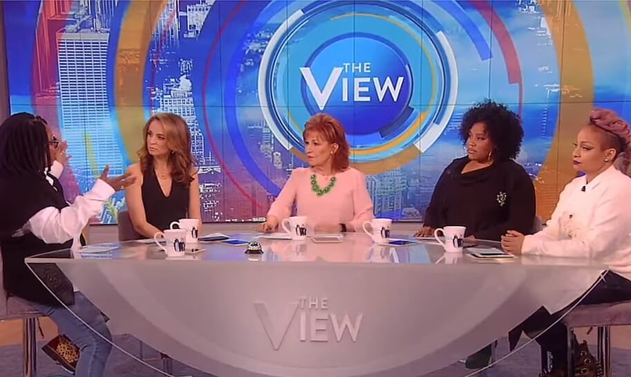 One Controversial Host Of 'The View' May Be On Her Way Out