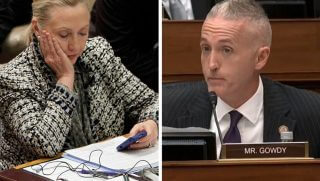 clinton and gowdy
