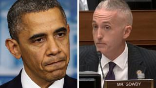 obama and gowdy