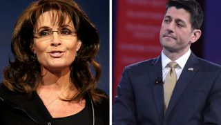 palin and ryan