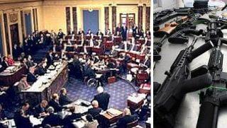 senate gun bills