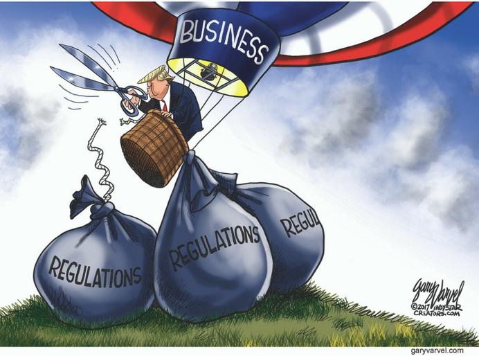 Trump hot air balloon