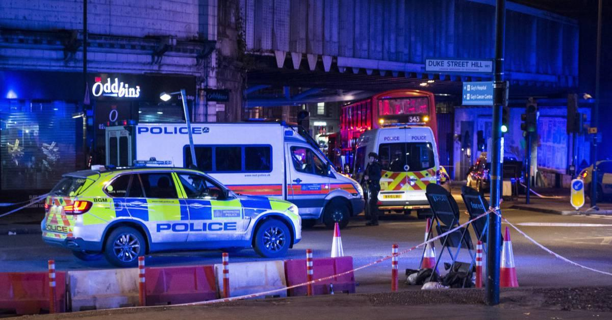 Thanks to Gun Control, Here's How Londoners Were Forced to Fight Jihadi Attackers