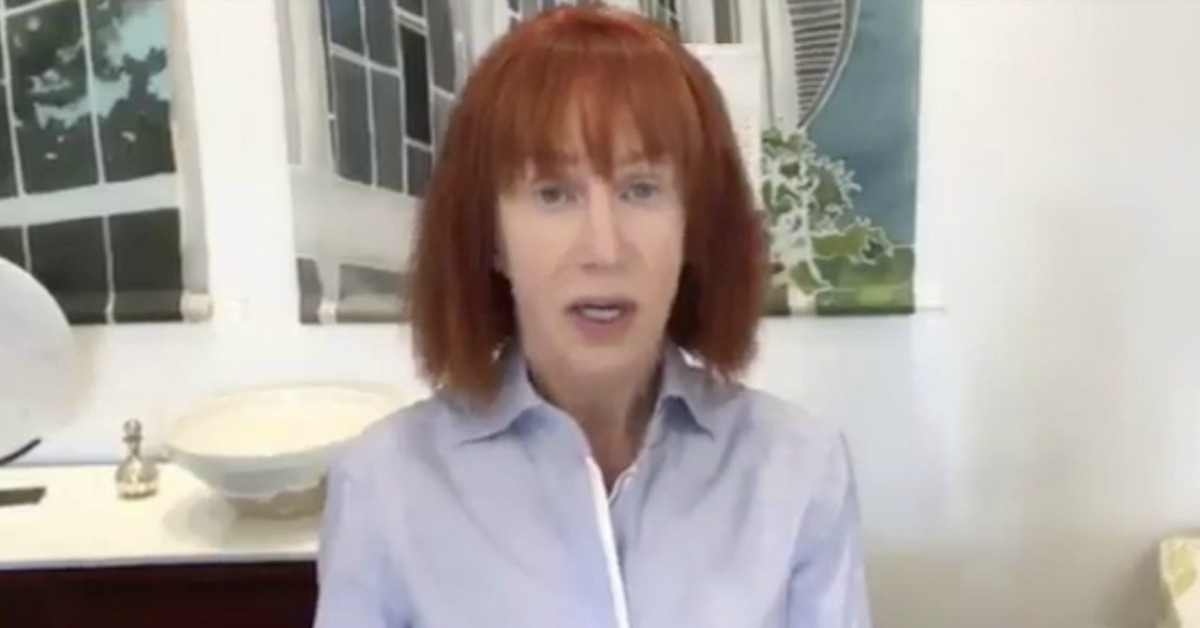 Kathy Griffin Gave GOP Lawmakers the Greatest Gift of All