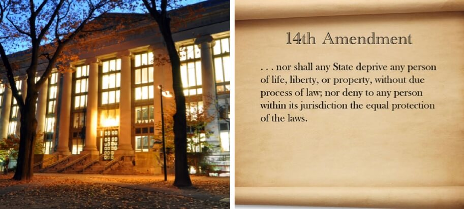 the 14th amendment