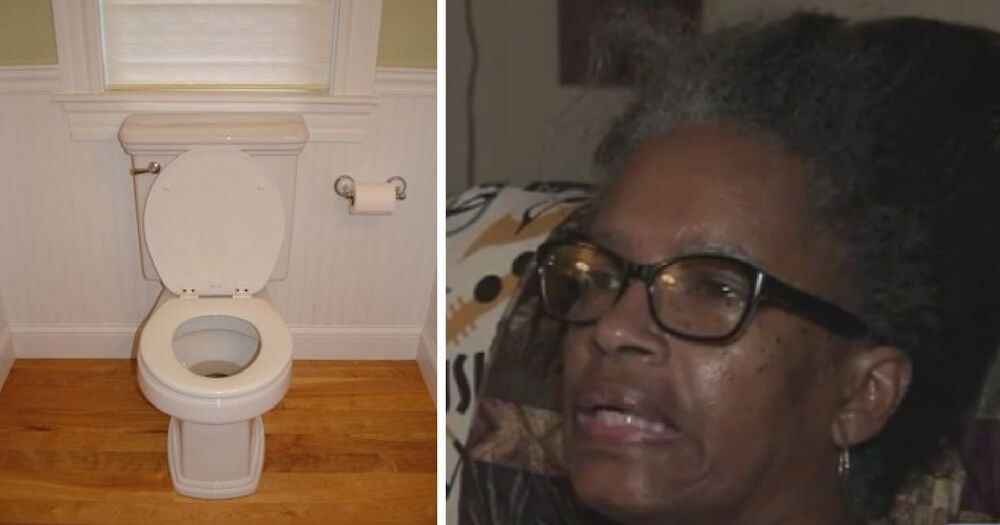 Woman Sits On Toilet Seat When Suddenly Skin Starts Burning Knows She Must Get To Hospital