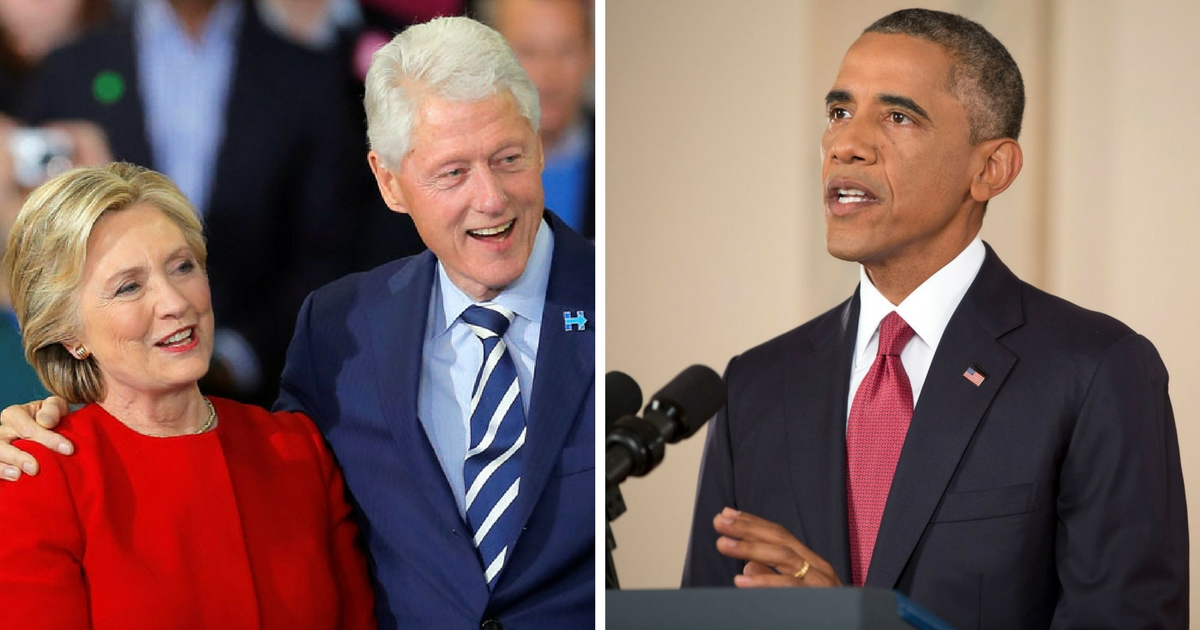 FBI Found Evidence That Connects Obama Admin's Uranium Deal With Russia To The Clinton Foundation