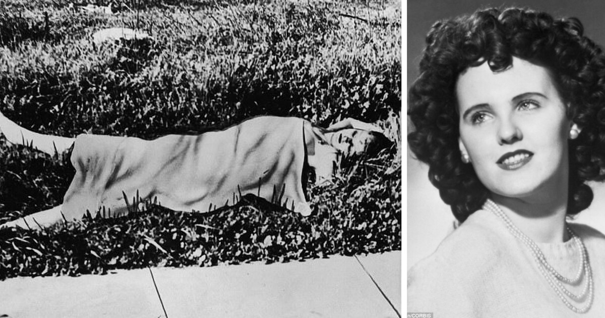 Killer in Gruesome 'Black Dahlia' Cold Case Unmasked Despite Alleged 'Cover-Up by LAPD'