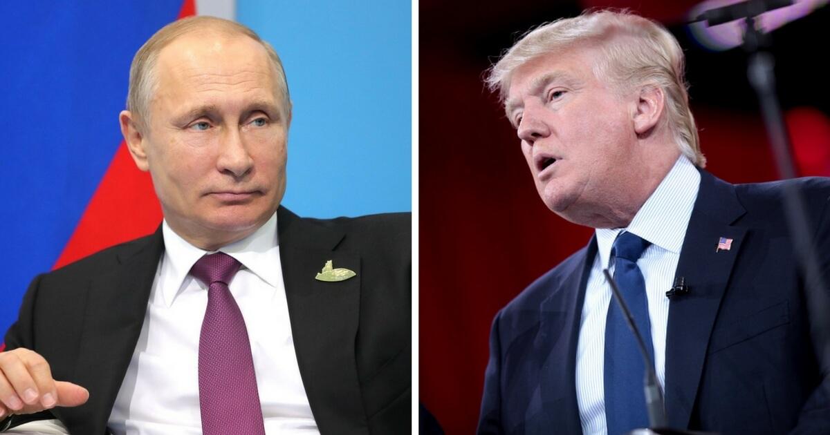 Putin: It's 'Regrettable' Americans 'Disrespect' Trump - 'He Won Honestly'