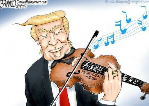 Classical Trump