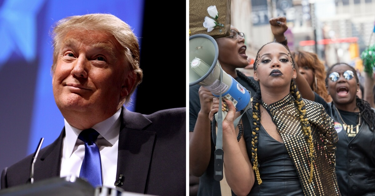 Black Lives Matter Group Releases Trump Poll, Unexpected Results Force Them to Immediately Delete it