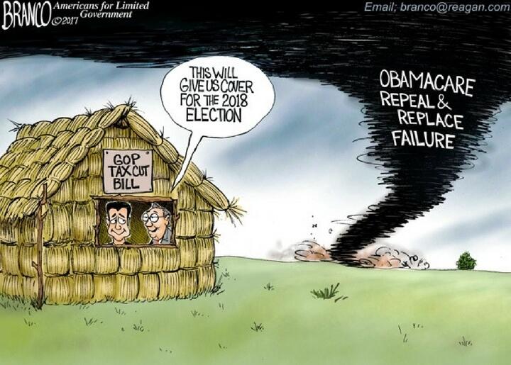 GOP Tax Shelter