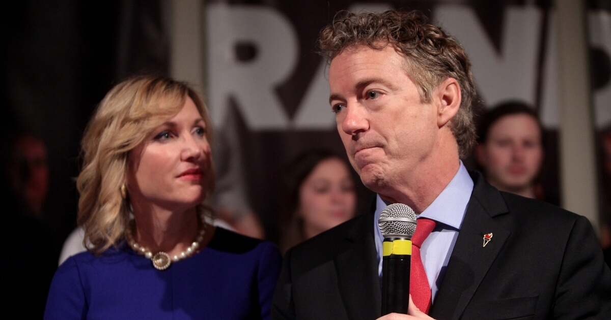 Rand Paul's Wife Breaks Silence on Husband's Attack: 'This Was Not A Scuffle'