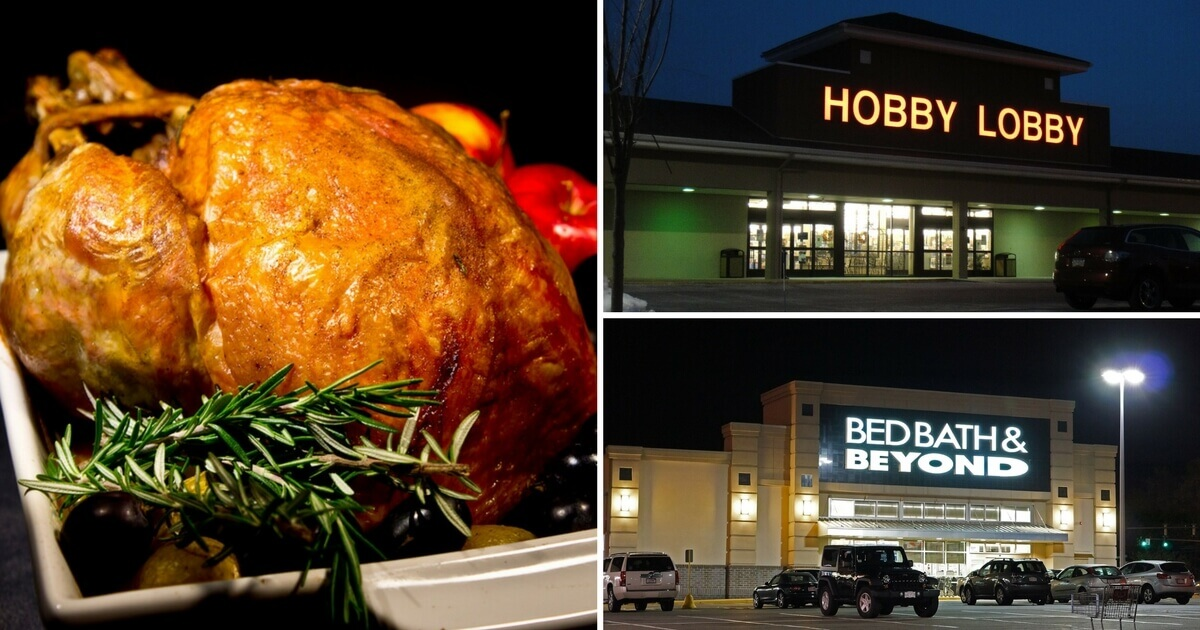 Hobby Lobby, a leader in craft and home decor merchandise, has announced holiday hours for its national chain of stores.* Thanksgiving Day – Closed Friday after Thanksgiving – 9 a.m. to 9 p.m.