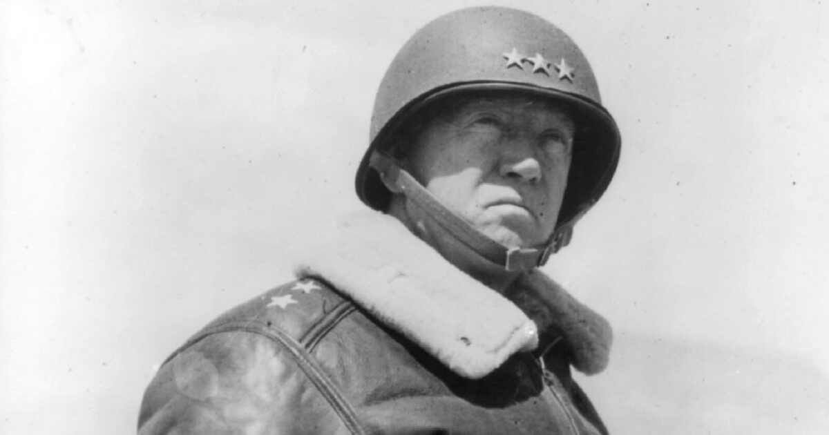 'Christmas Card' Gen. Patton Gave US Troops May Be Manliest Ever Created