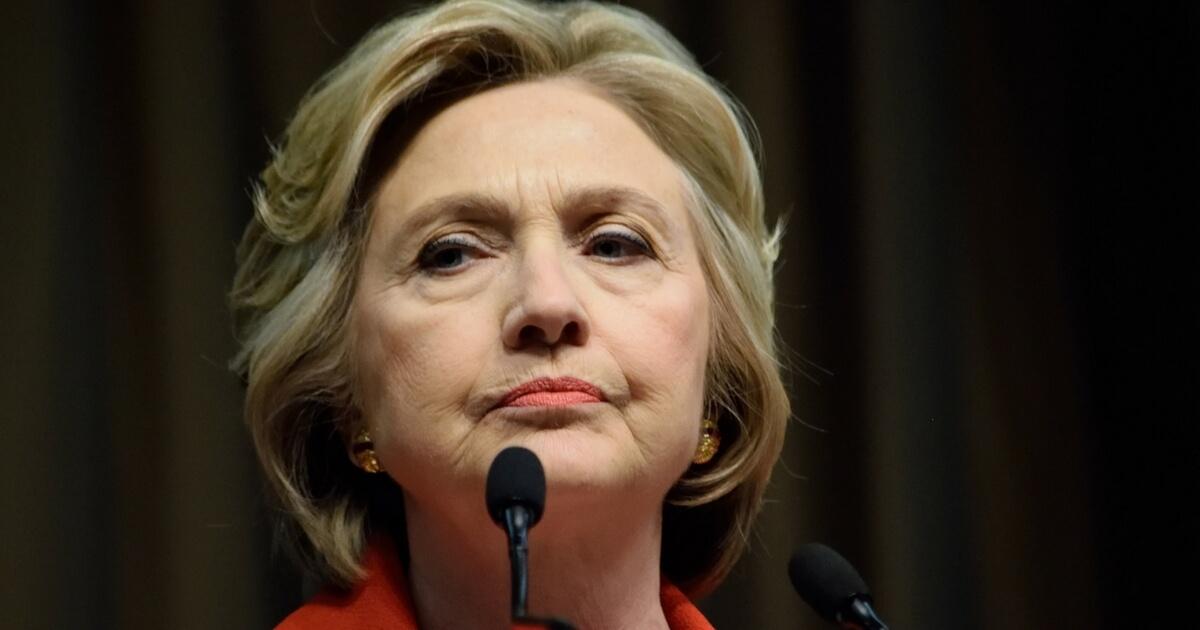 Dick Morris: The Noose Is Tightening Around Hillary