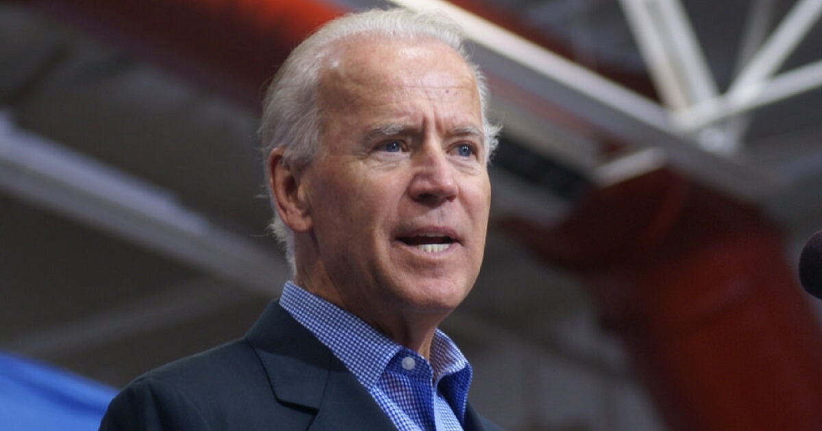 Joe Biden Says Obama Didn't Have a 'Hint of Scandal' in His Presidency