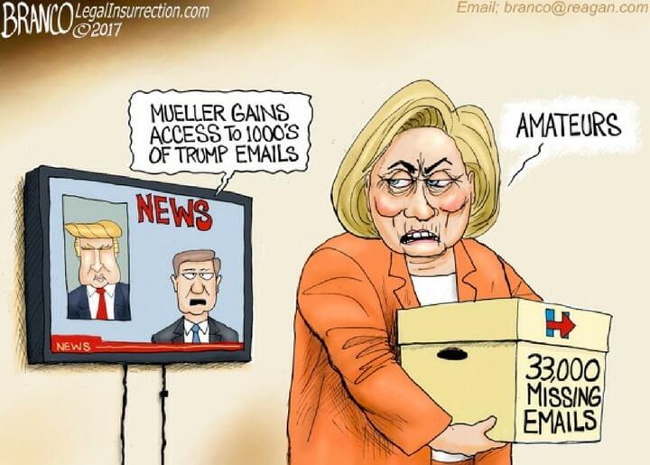 Mueller's Got Mail
