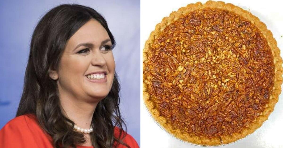 Sarah_Sanders,_Pecan_Pie