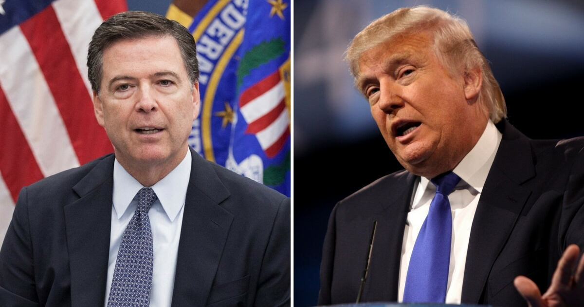 Trump Slams Comey Hours Before Much-Anticipated Interview: 'Worst FBI Director Ever'