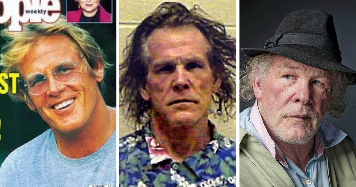 Nick Nolte Now And Then
