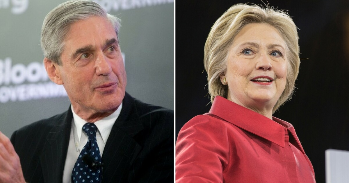 Dick Morris: Mueller Hid Uranium Scandal to Help Hillary