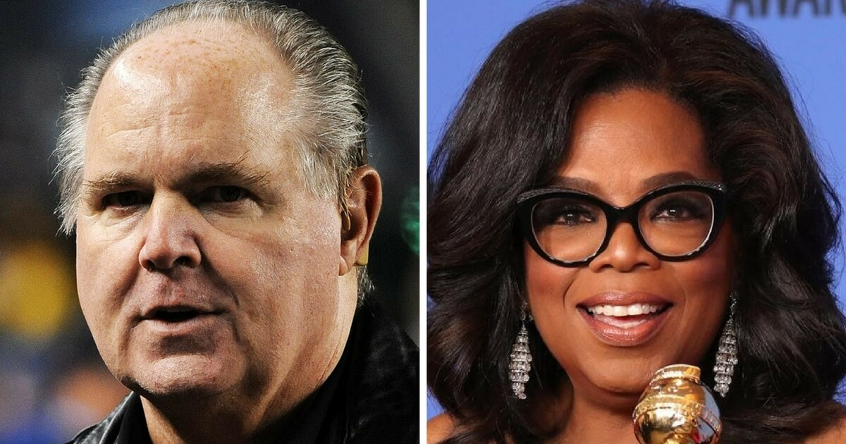 Rush Limbaugh: There Will Not Be a 'President Oprah'