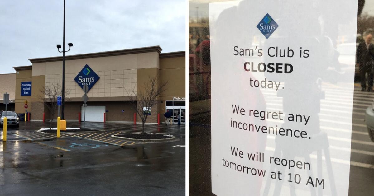 Sam S Club Closing