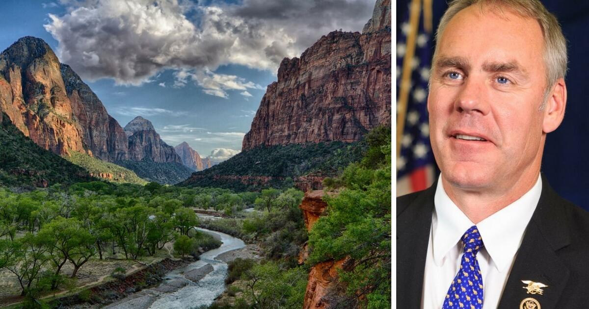 Trump 39 S Secretary Of The Interior Has An Innovative Plan To Reform His Agencies
