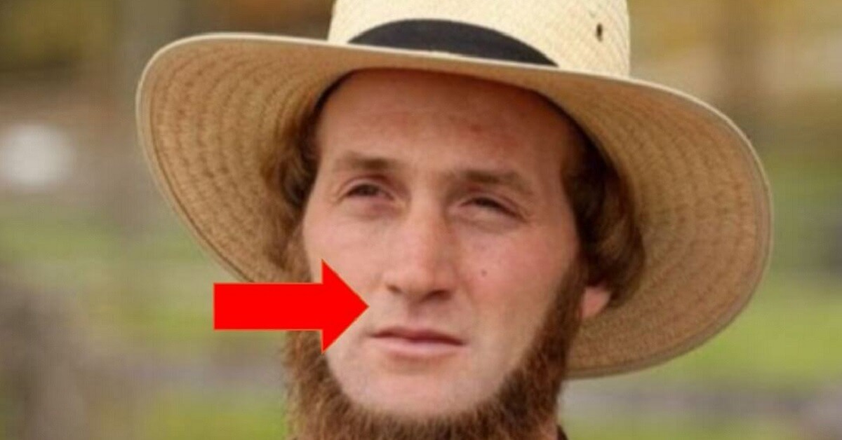 the real reason the amish don t grow mustaches
