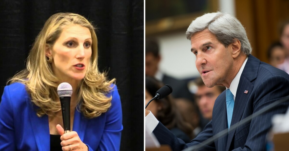 Kerry and Daughter in Scandal Crosshairs