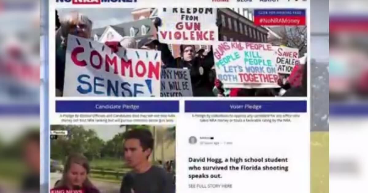 Red Flags Emerge When Citizens Realize Who Is Really Behind 'Grassroots' Anti-NRA Campaign