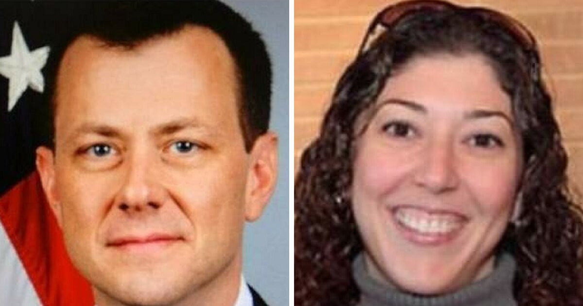 FBI Lovers' Text: 'We Text On That Phone When We Talk