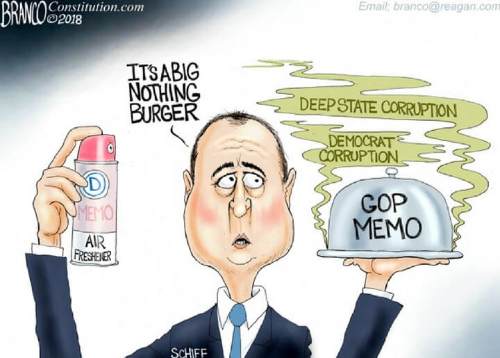 Schiff-ty Politics