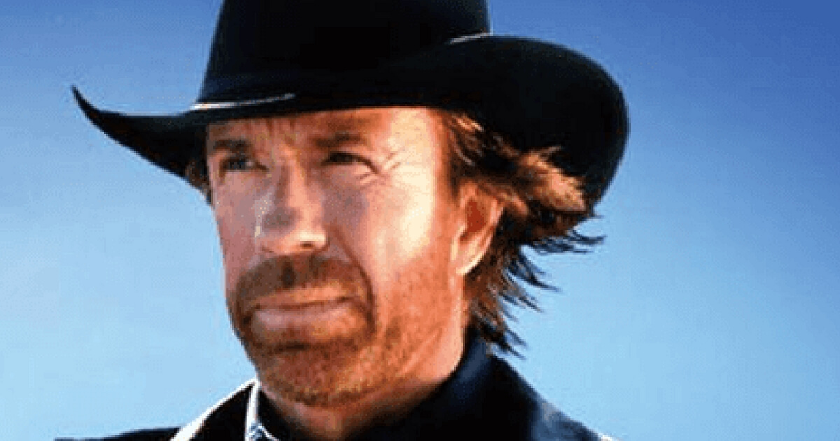Chuck Norris Files Law...