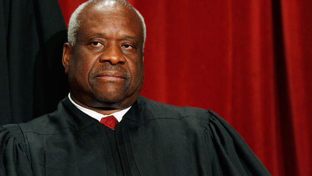 After Florida Shooting, Clarence Thomas Shows America Exactly Where He Stands on Gun Control