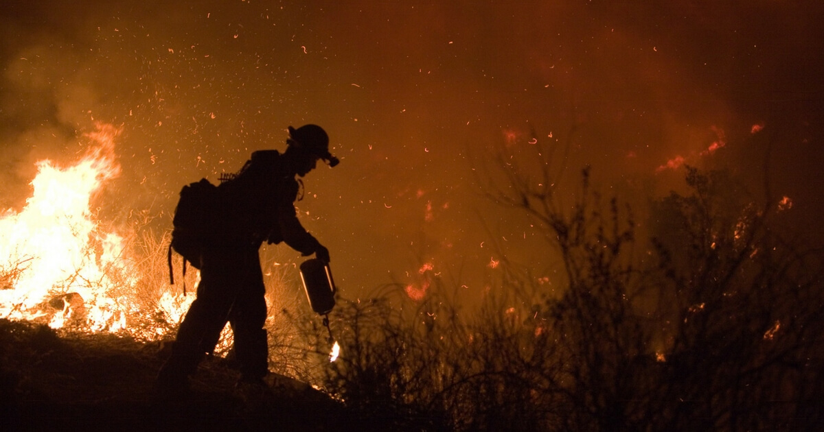 California Power Companies Blame Wildfires on Climate Change in Bid to Avoid Liability