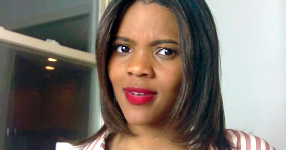 Candace Owens Image: Candace Owens Is Sick Of The Media's Spin Of Cops Killing