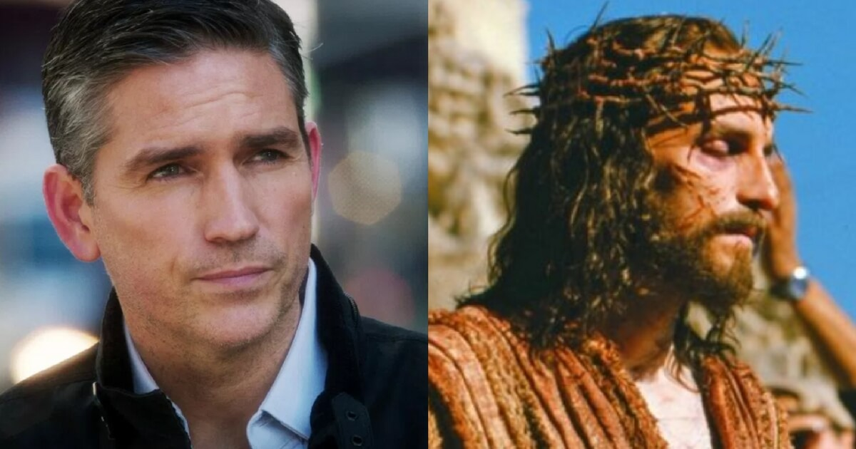 Jim Caviezel Goes Public With Reason He Plays So Many Biblical Roles