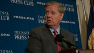 South Carolina Sen. Lindsey Graham
