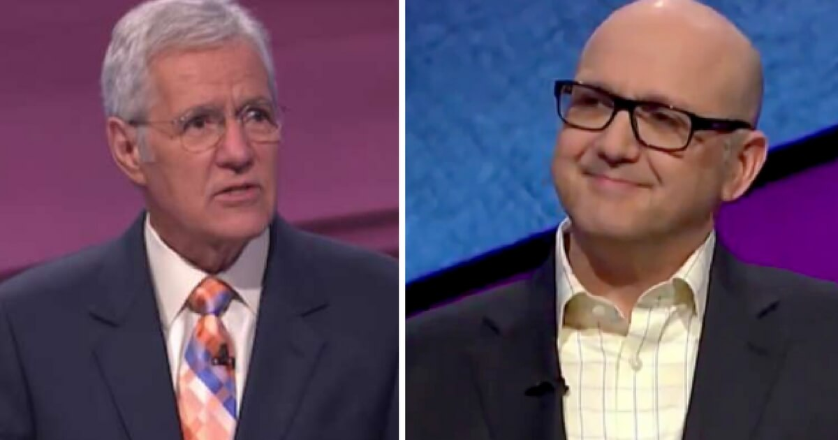 'Jeopardy' Contestant Tries to Hide Famous Past As TV Obsessed Cowboy From 'Willy Wonka & T.C.F.'