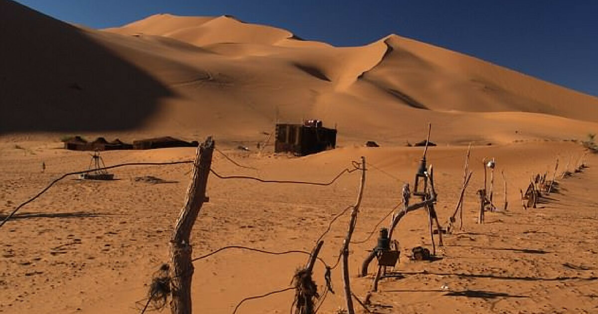 Study Says Sahara's Growing Because of Global Warming, But There's a Big Problem