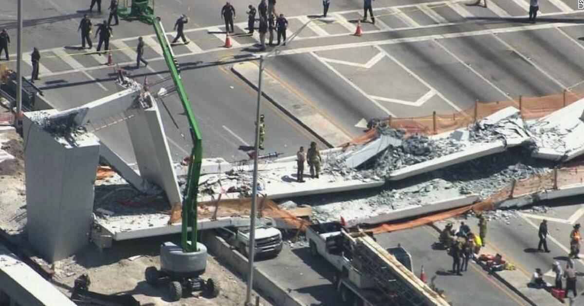 Florida Bridge Collapses, Multiple Deaths Reported