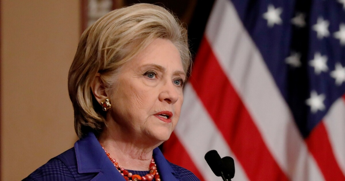 Deal Struck: DOJ Will Hand Over Clinton Docs to House Committees - - The Western Journal