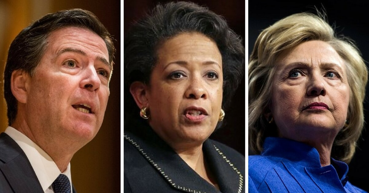 Dick Morris: Make Comey Spill the Beans on Lynch over