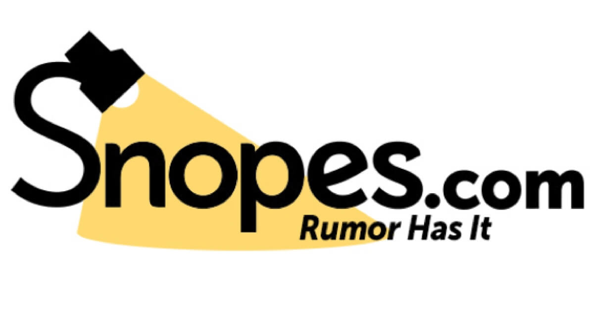 PANTS ON FIRE: Snopes Exposed as 'Sneaky Liar' for